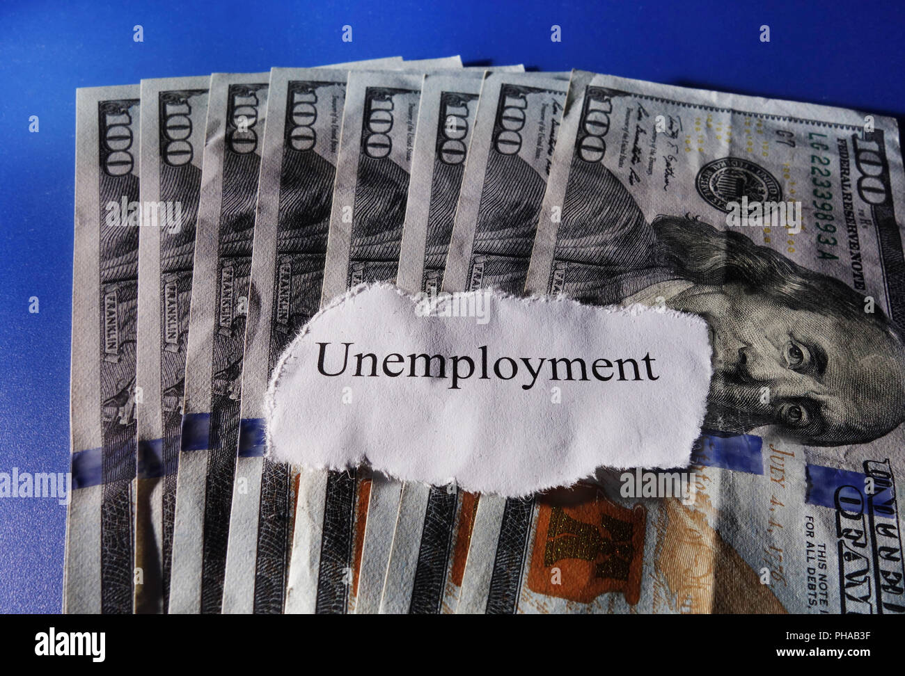 unemployment - Stock Image