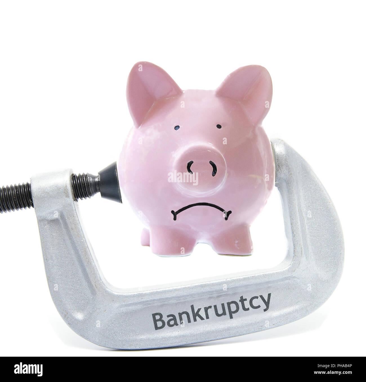 bank vice - Stock Image
