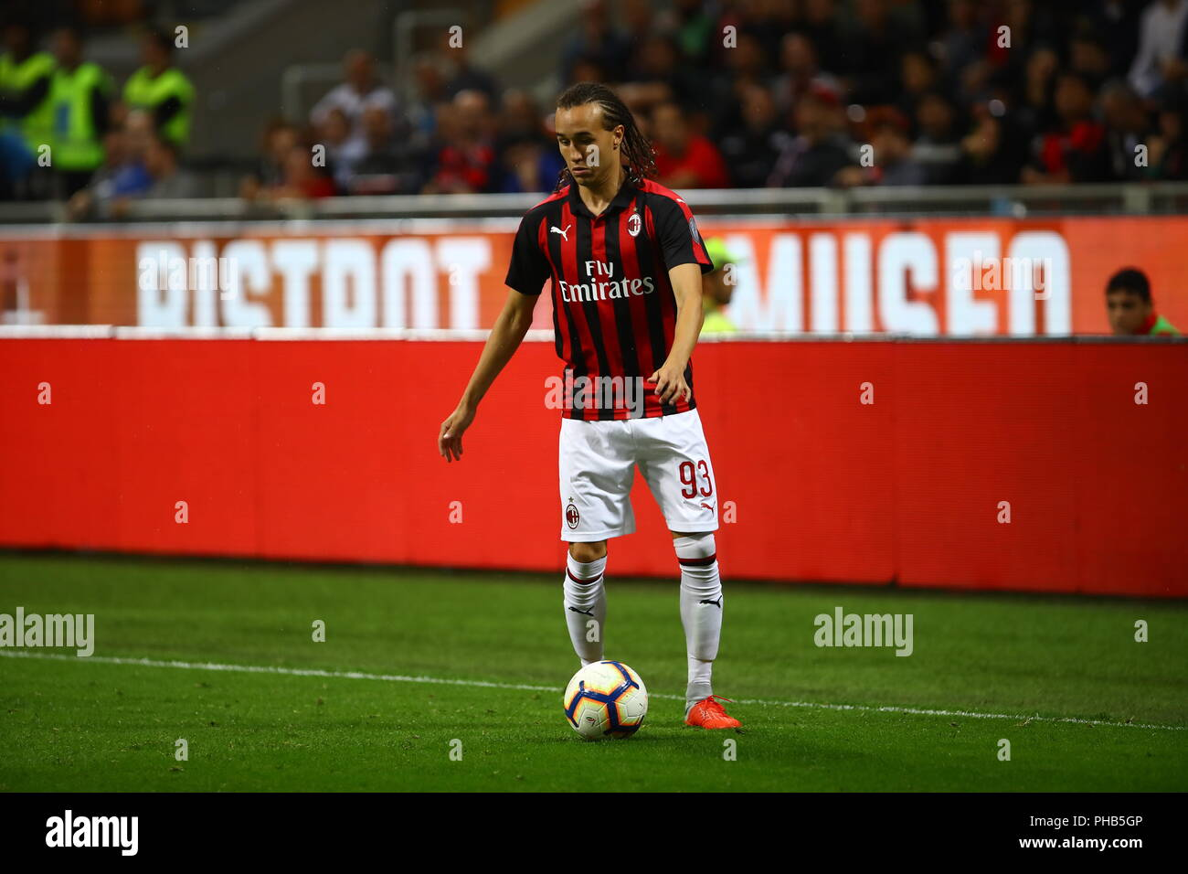 Terza Maglia AC Milan DIEGO LAXALT