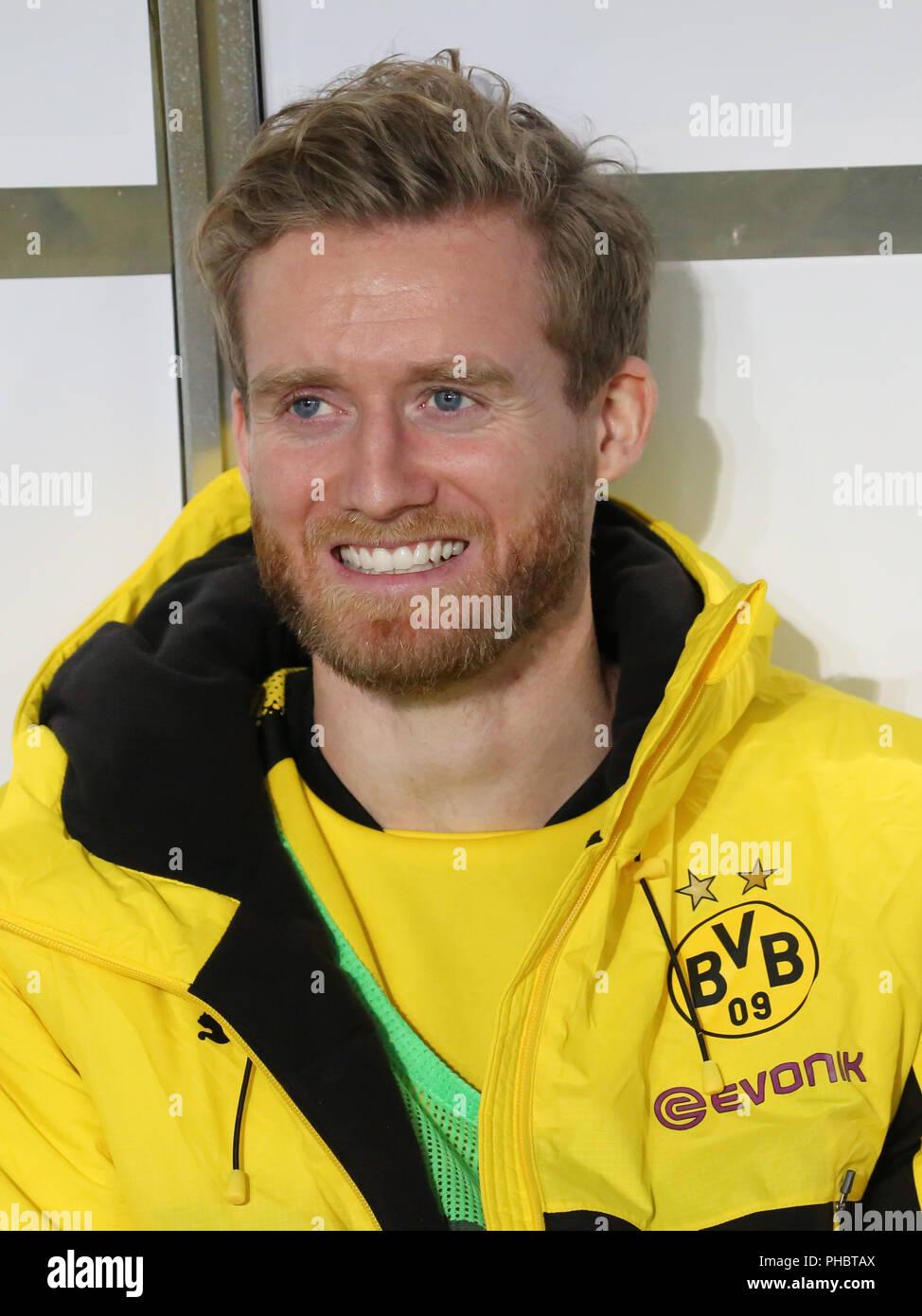 Andre Schürrle ( Borussia Dortmund) - Stock Image