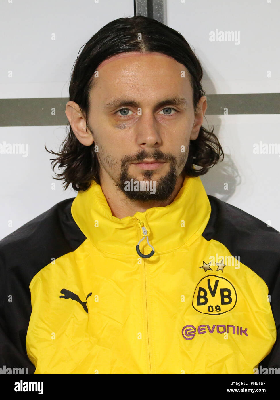 Neven Subotic ( Borussia Dortmund) - Stock Image