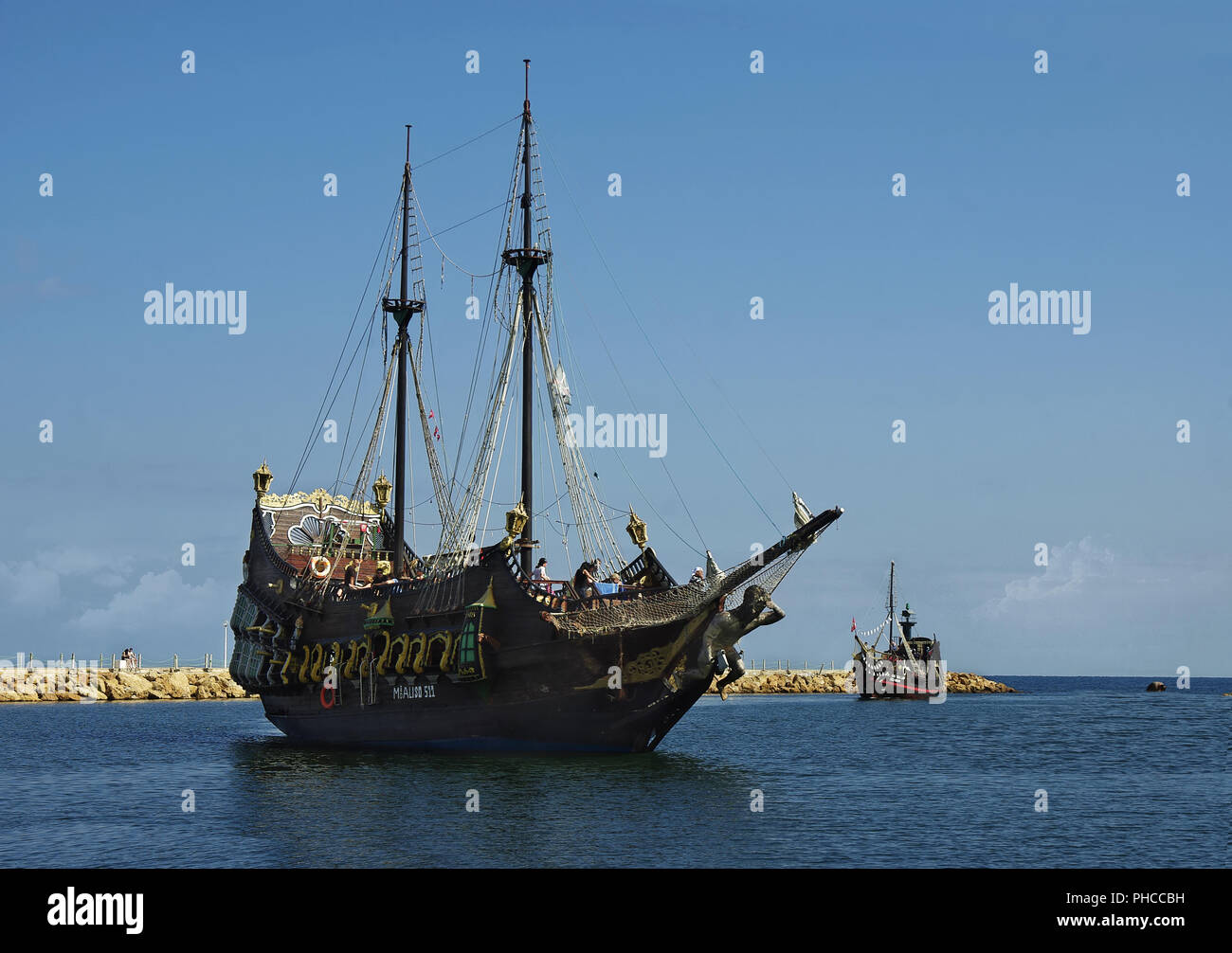 Pirate Ships Stock Photos & Pirate Ships Stock Images - Alamy
