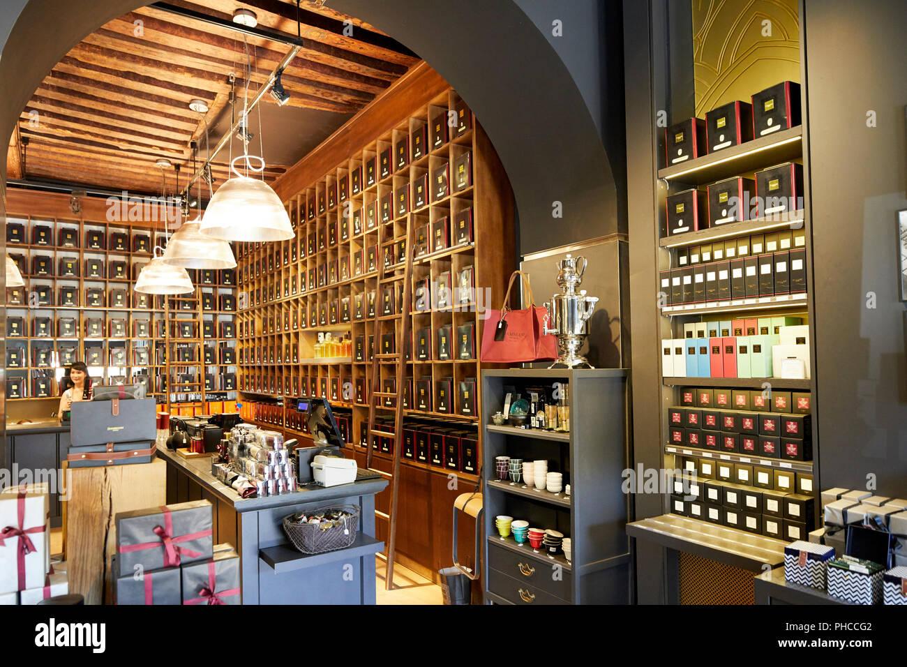 Tea Shop Stock Photos & Tea Shop Stock Images - Alamy