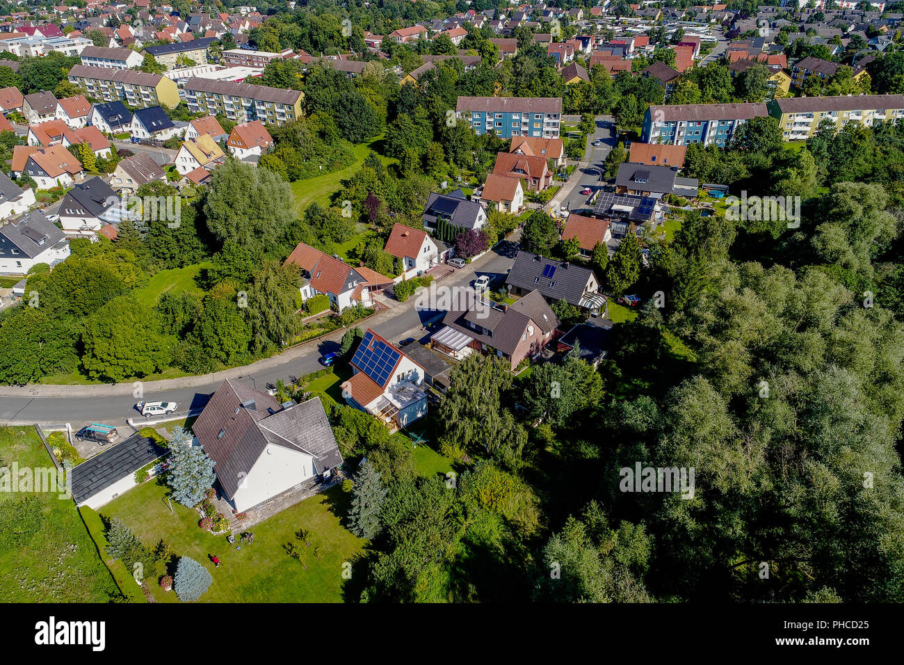 Aerial Photo Family House Stock Photos Amp Aerial Photo