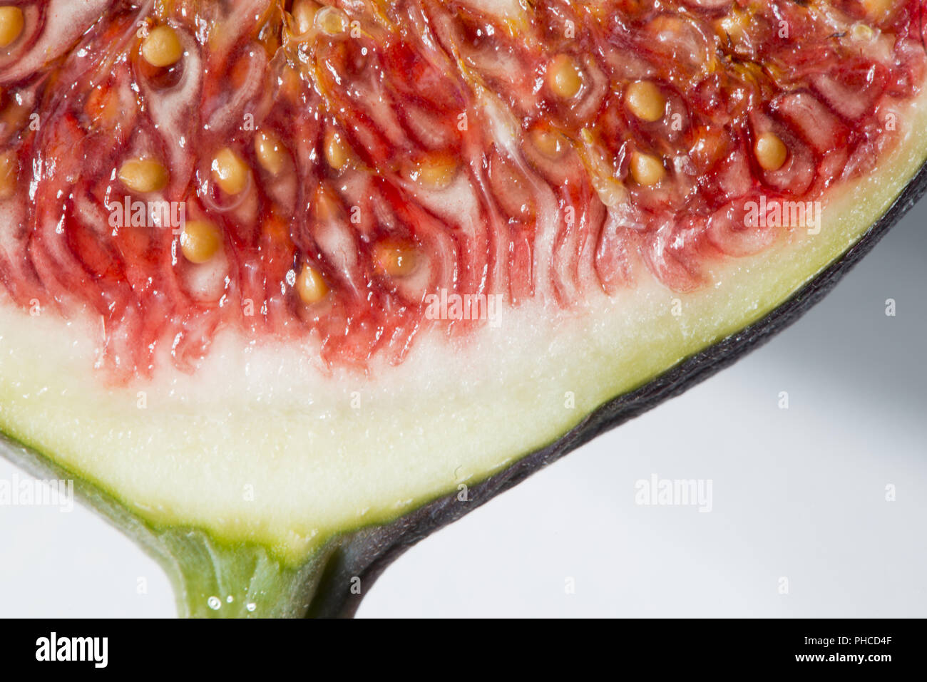 Figs in Close-Up - Stock Image