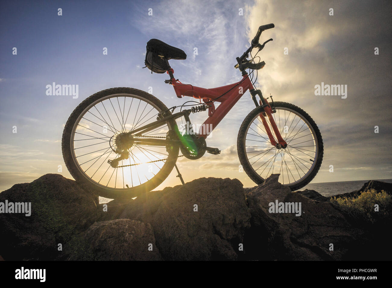 Background Mountain Bike Wallpaper High Resolution Stock Photography And Images Alamy