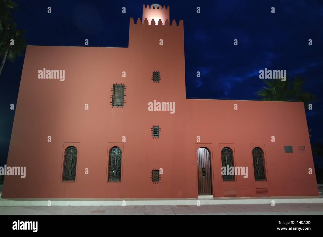 Castillo Bil Bil Benalmadena, Andalusia - Stock Image
