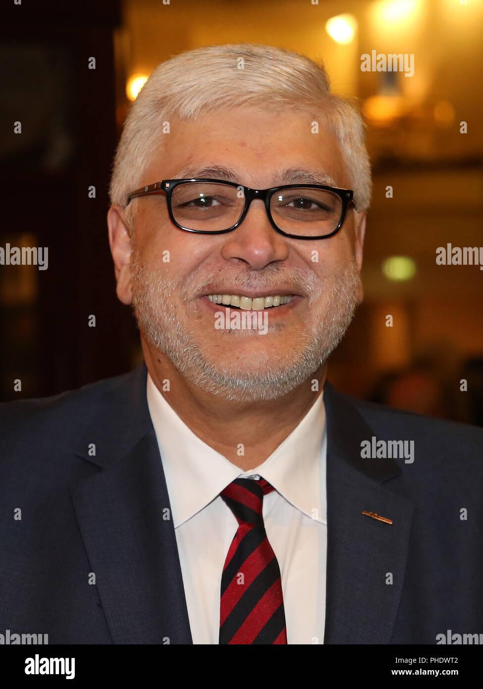 Managing Director Georg Bandarau (City Marketing Pro Magdeburg e.V.) - Stock Image