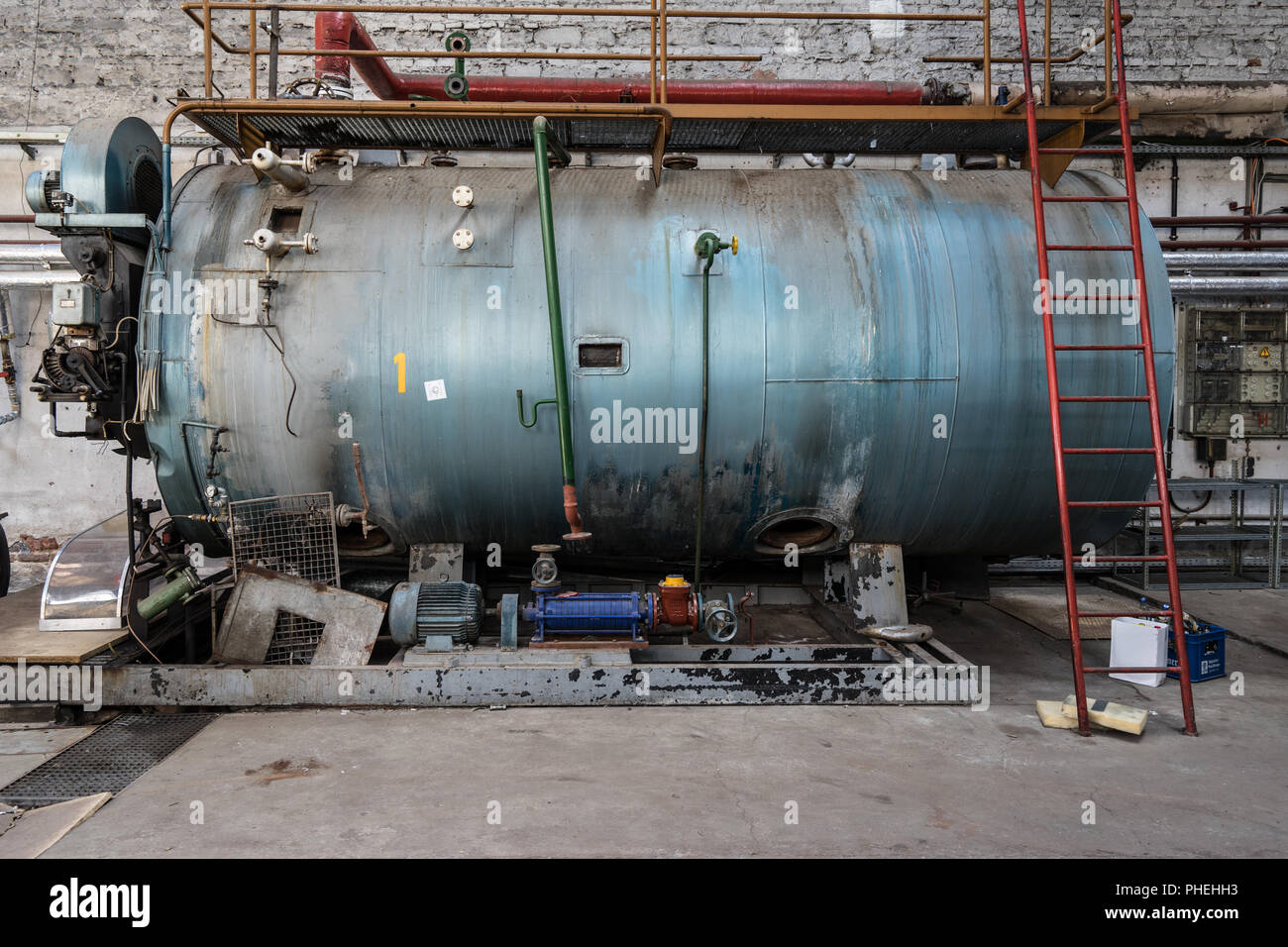 Steam Boiler Stock Photos & Steam Boiler Stock Images - Alamy