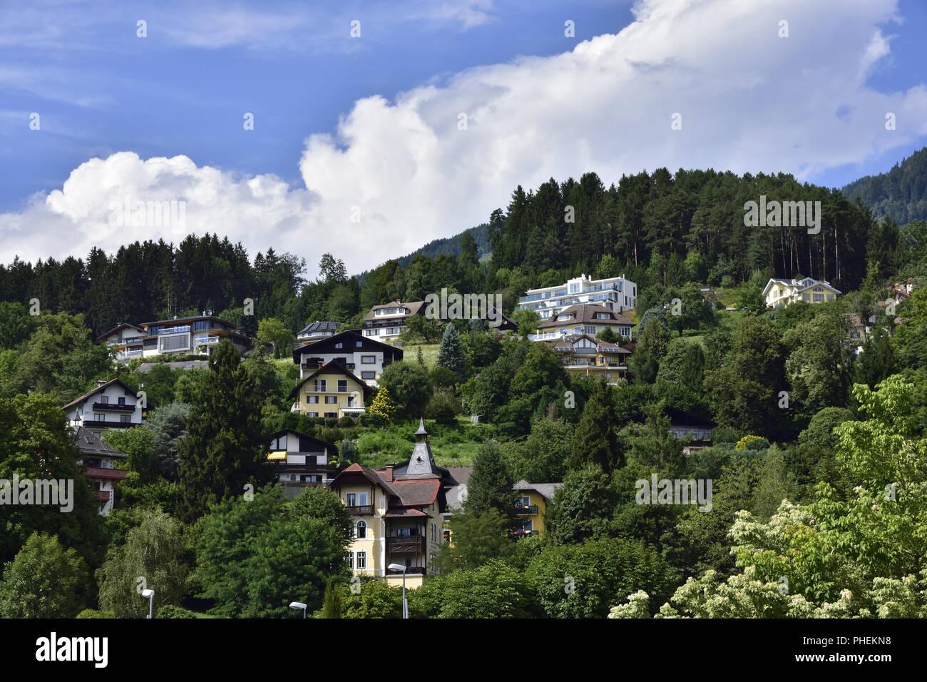 Millstatt - Stock Image