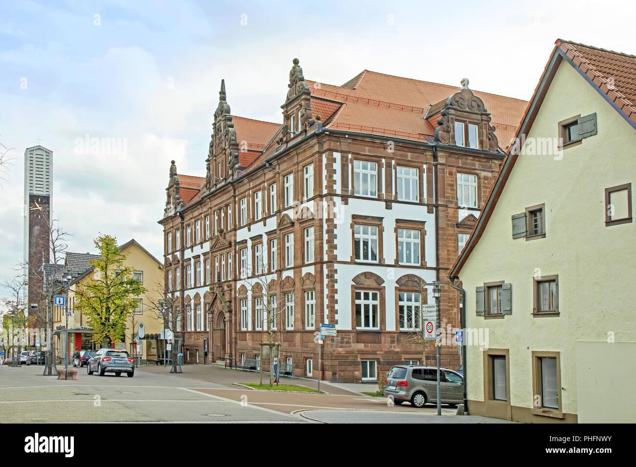 robert gerwig schule st. georgen