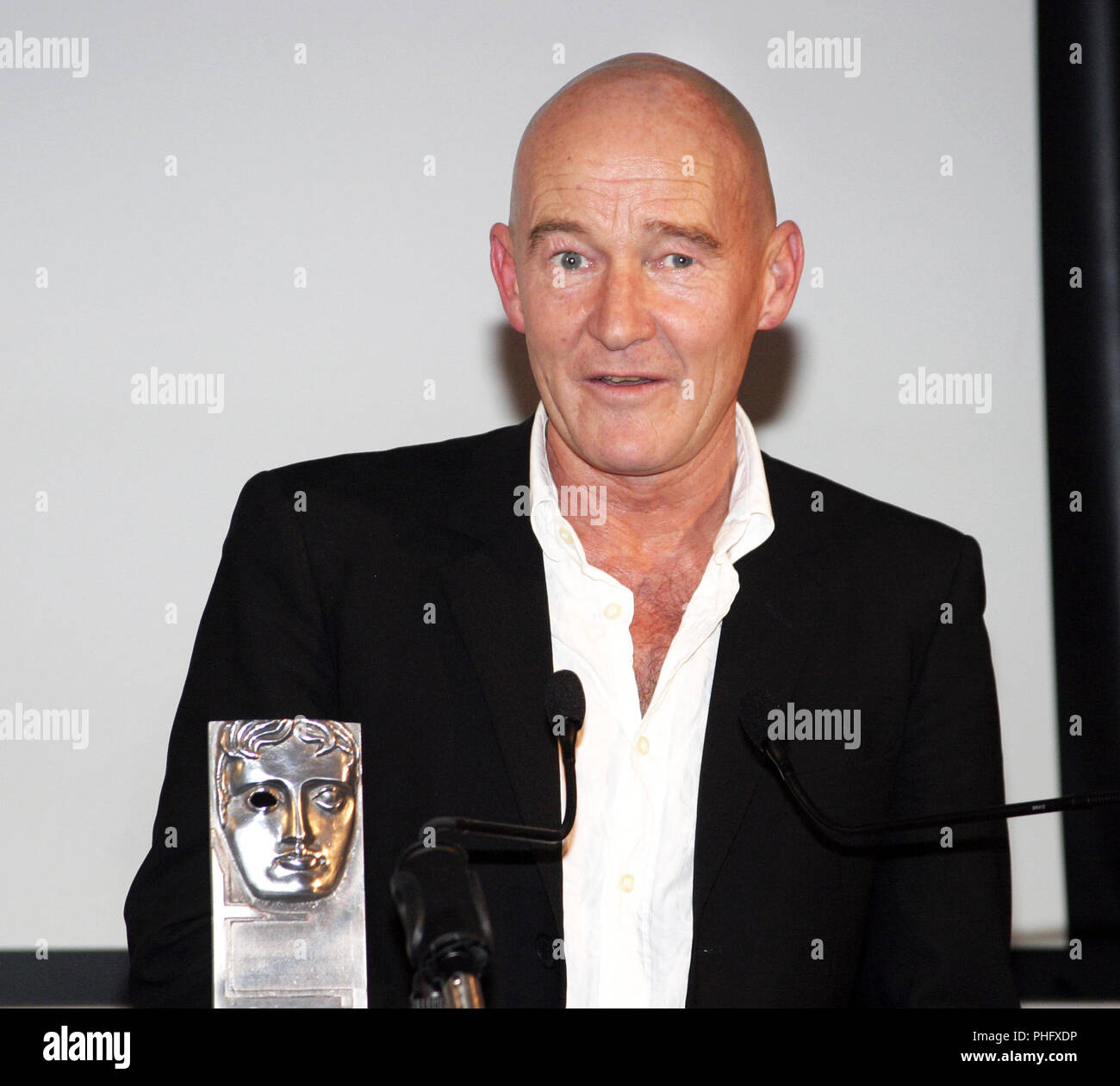 David Hayman is a well known, and respected, actor who has appeared in many films and dramas on television. He also appears on stage and now is a presenter fronting informative, historical documentaries about his home city, Glasgow, and Scotland in general. He has also sat in the directors seat for 3 films! Stock Photo