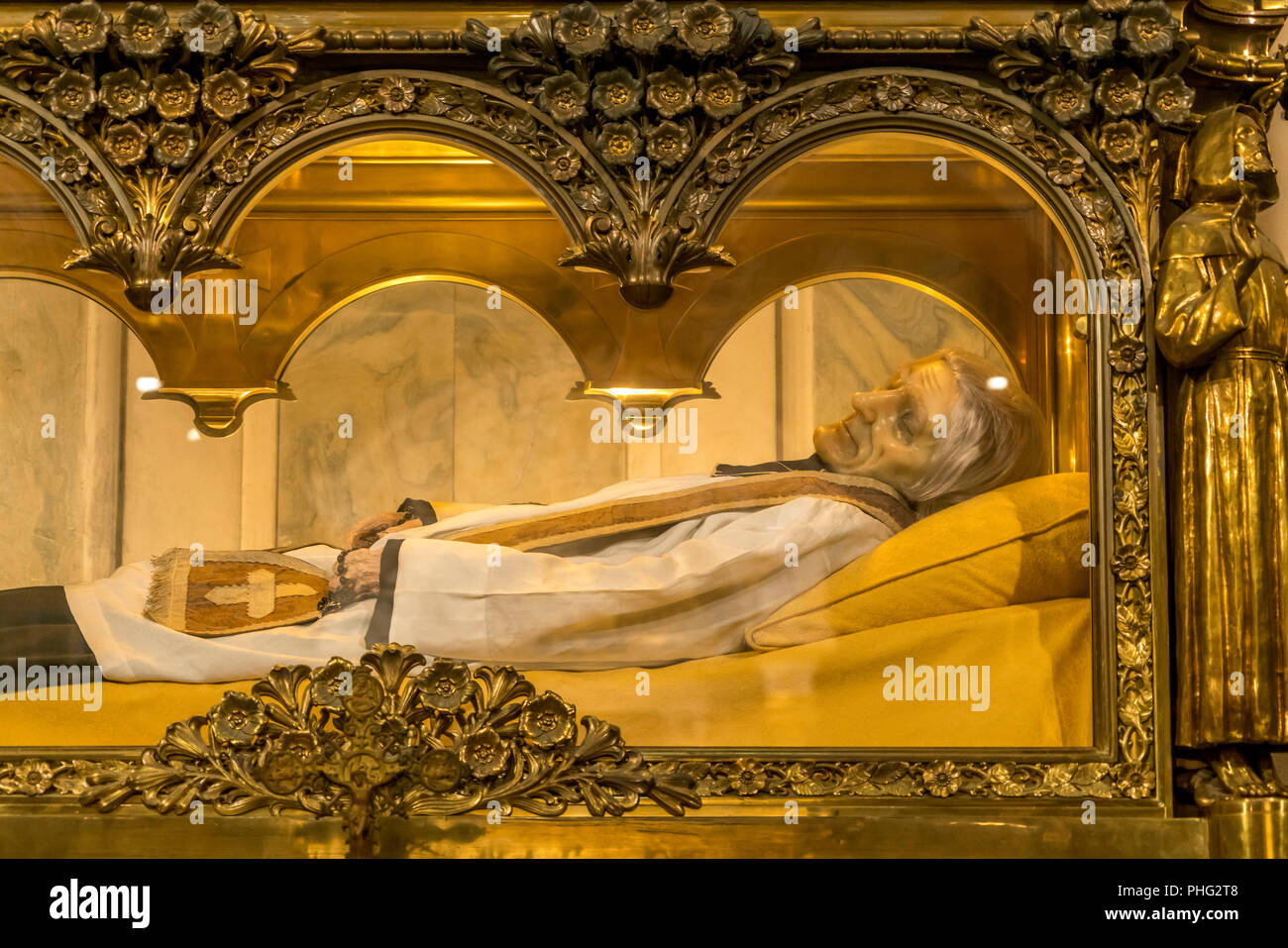 Jean Marie Vianney High Resolution Stock Photography And Images Alamy