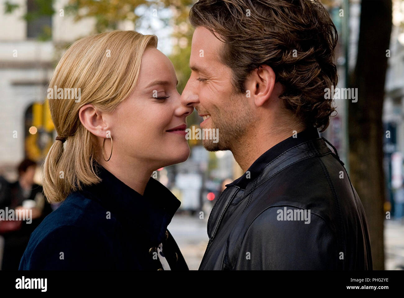 LIMITLESS 2011Relativity Media film with Bradley Cooper and Abbie Cornish - Stock Image