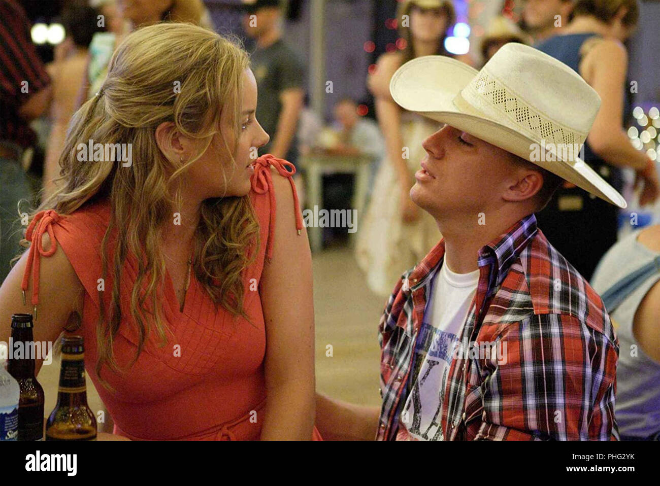 STOP-LOSS 2008 Paramount Pictures film with Abbie Cornish and Channing Tatum - Stock Image