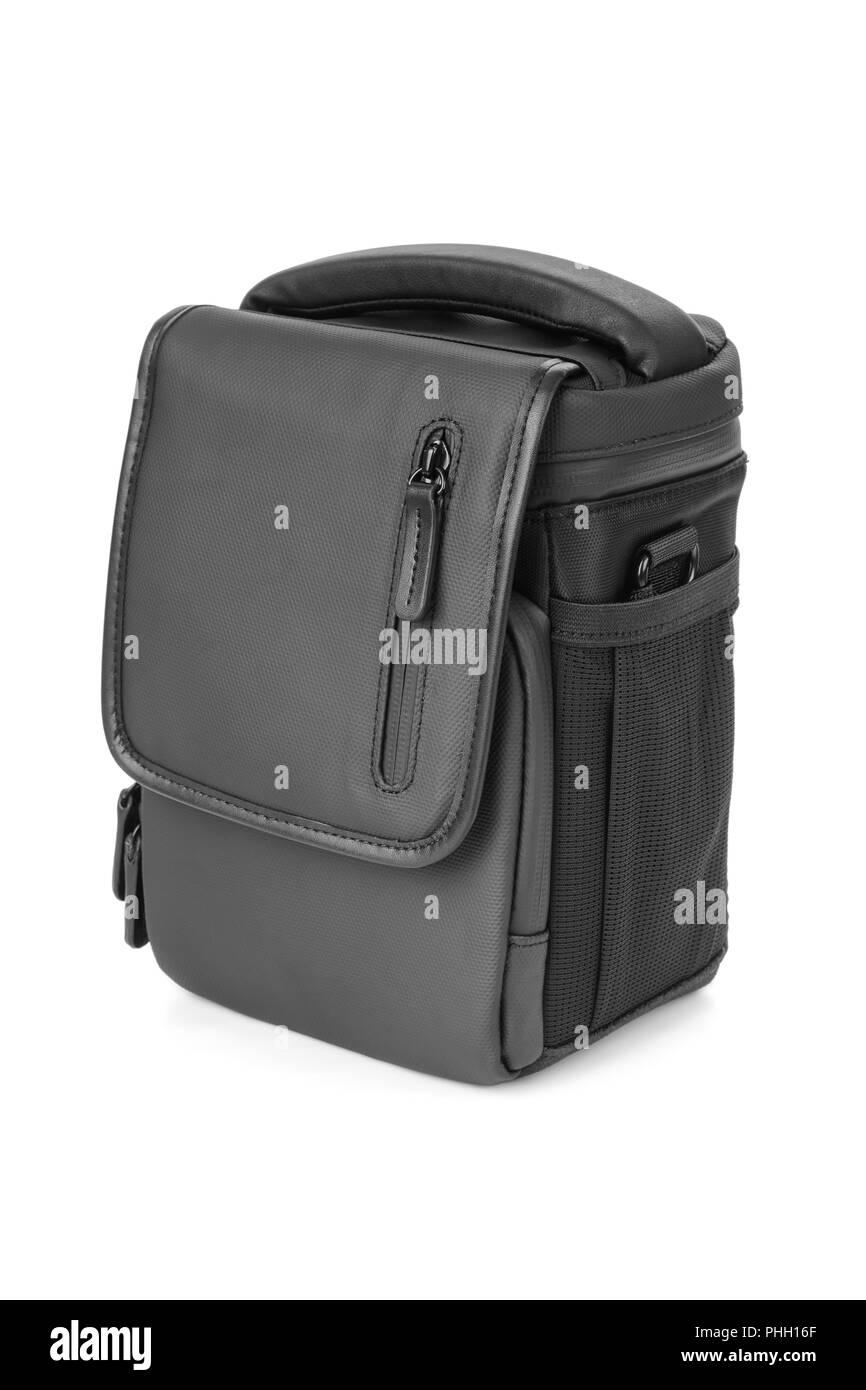 Black bag - Stock Image