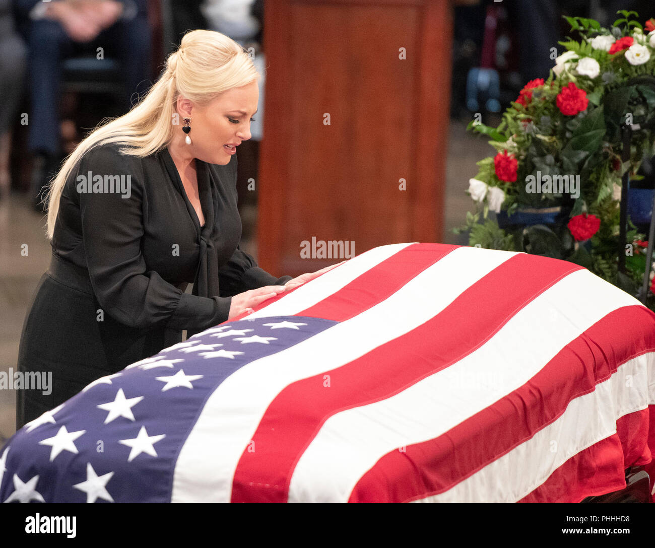 Meghan Mccain Will Be Next Conservative On The View: Meghan Mccain Stock Photos & Meghan Mccain Stock Images