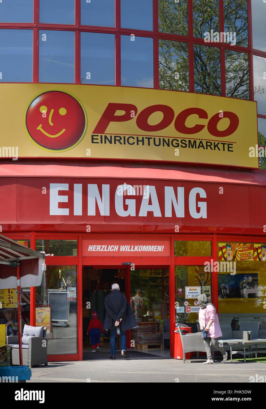 Poco Einrichtungsmarkt Bluecherplatz Kreuzberg Berlin