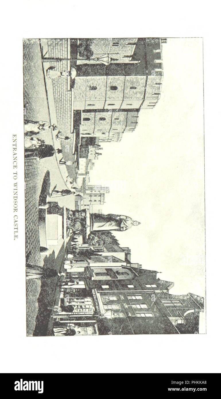 Image  from page 171 of 'Trip of the Ancients. A memoir of events, personal experiences, and impressions received, on the visit of the Ancient and Honorable Artillery Company of Boston to the Honourable Artillery Company of L0055. - Stock Image