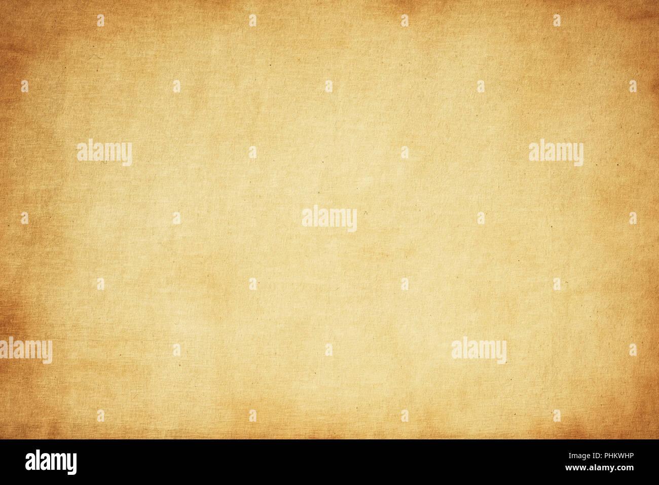 Vintage paper texture. High resolution grunge background. - Stock Image