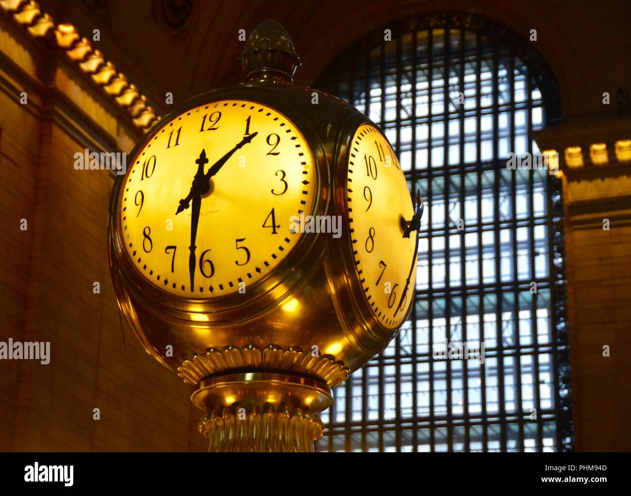 Grand Central Terminal, New York City, USA. - Stock Image