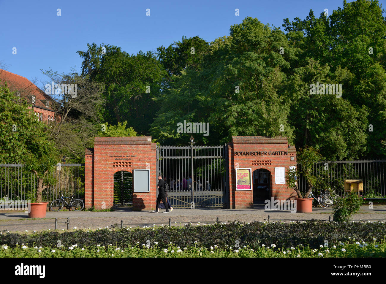 Botanischer Garten Berlin High Resolution Stock Photography And Images Alamy