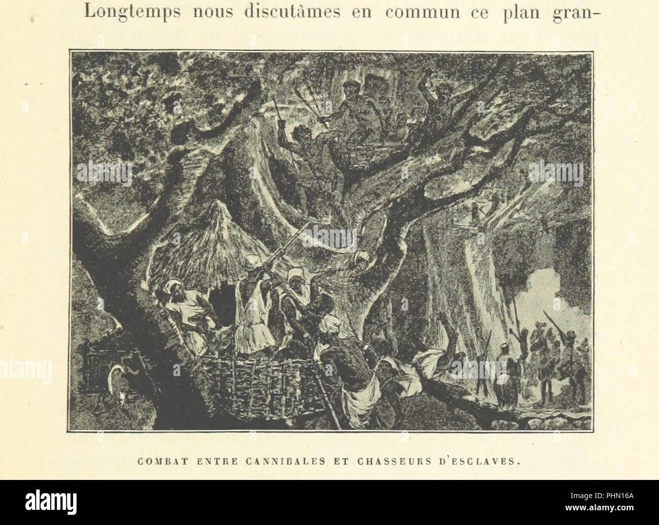 Image  from page 75 of 'A la Conquête du Tchad. Avec 29 gravures, etc' . - Stock Image