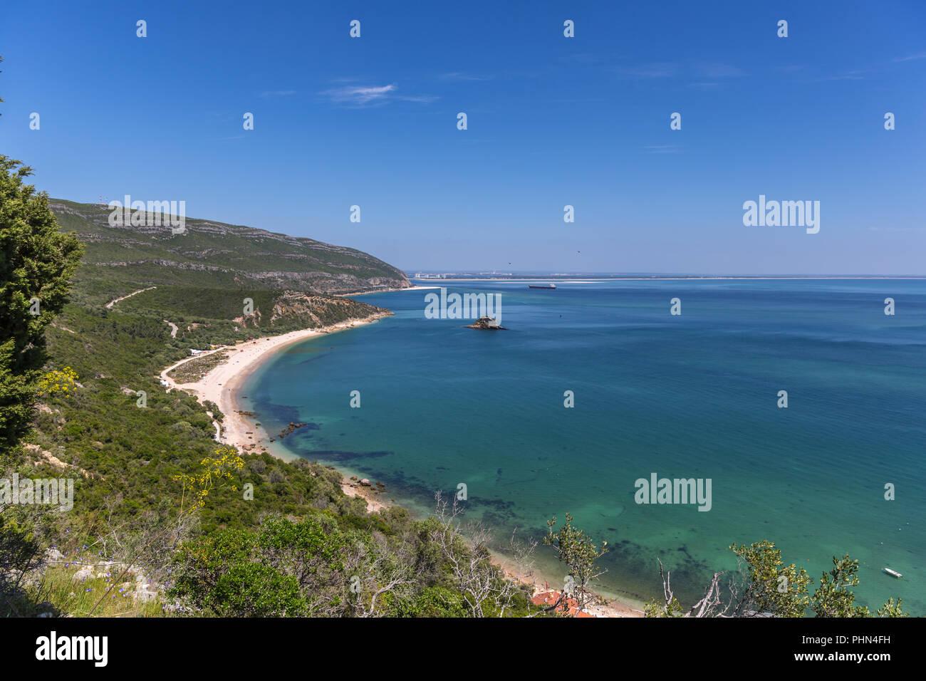Arrabida Beach Stock Photos & Arrabida Beach Stock Images ... - photo#25