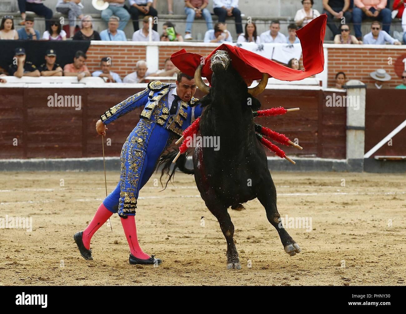 the matador el fandi