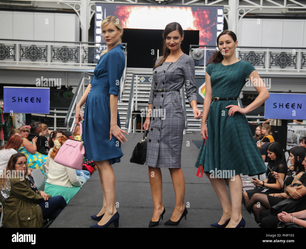 London UK 02 September 2018 The Alternative Fashion Show With Biggest Collection Of Lifestyle