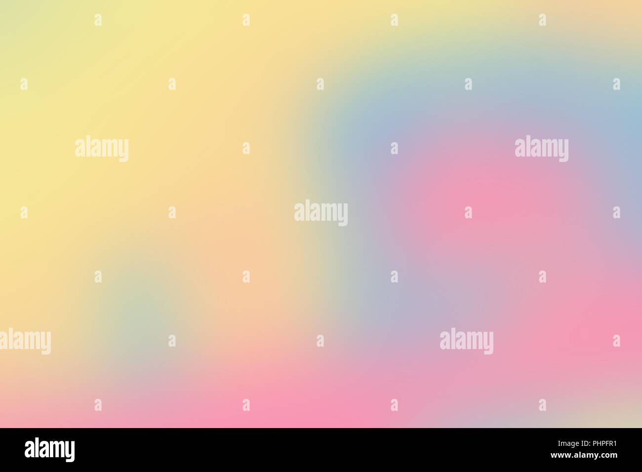 Abstract pastel soft colorful smooth blurred textured background off ...