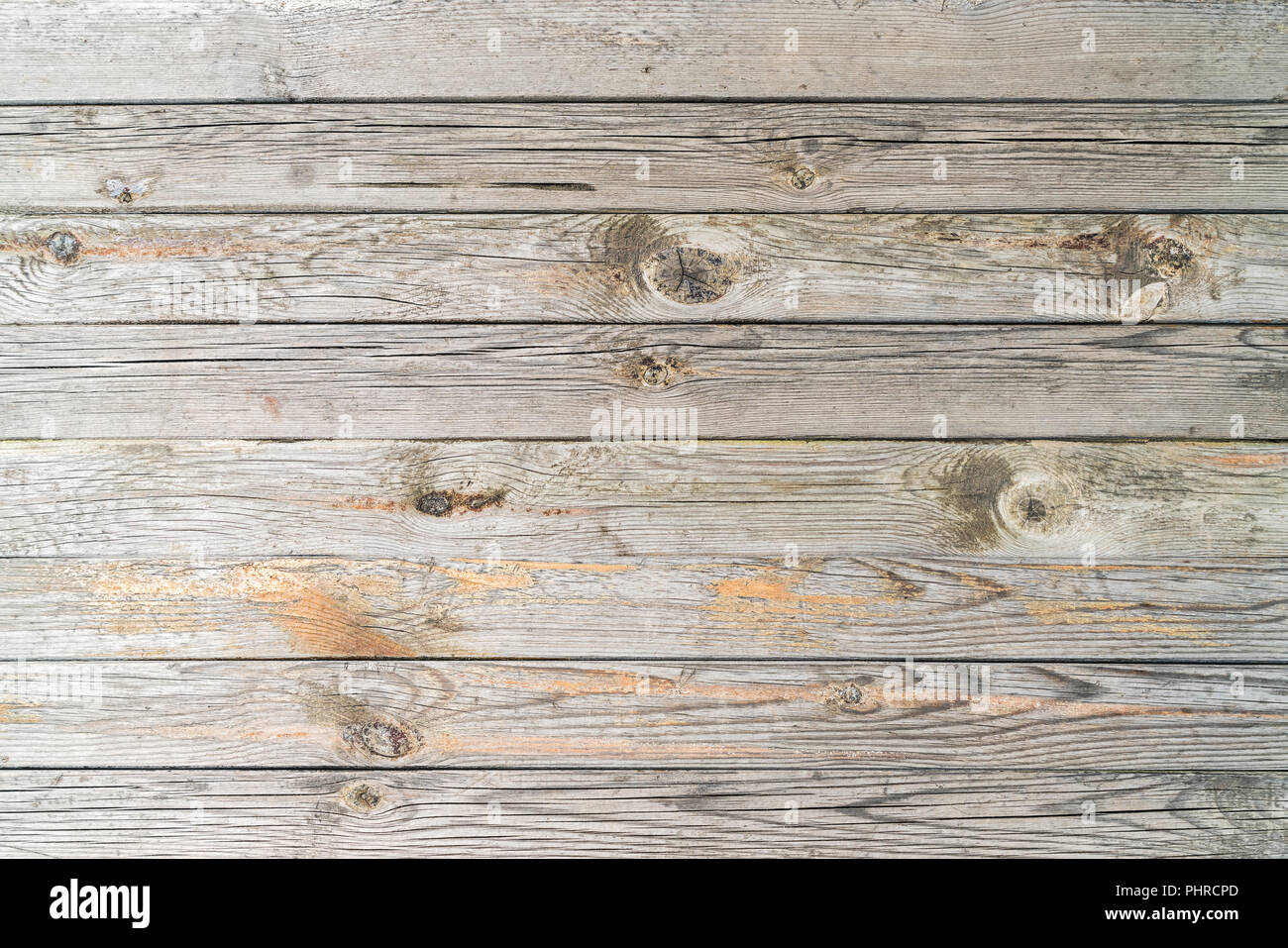old planks texture - Stock Image