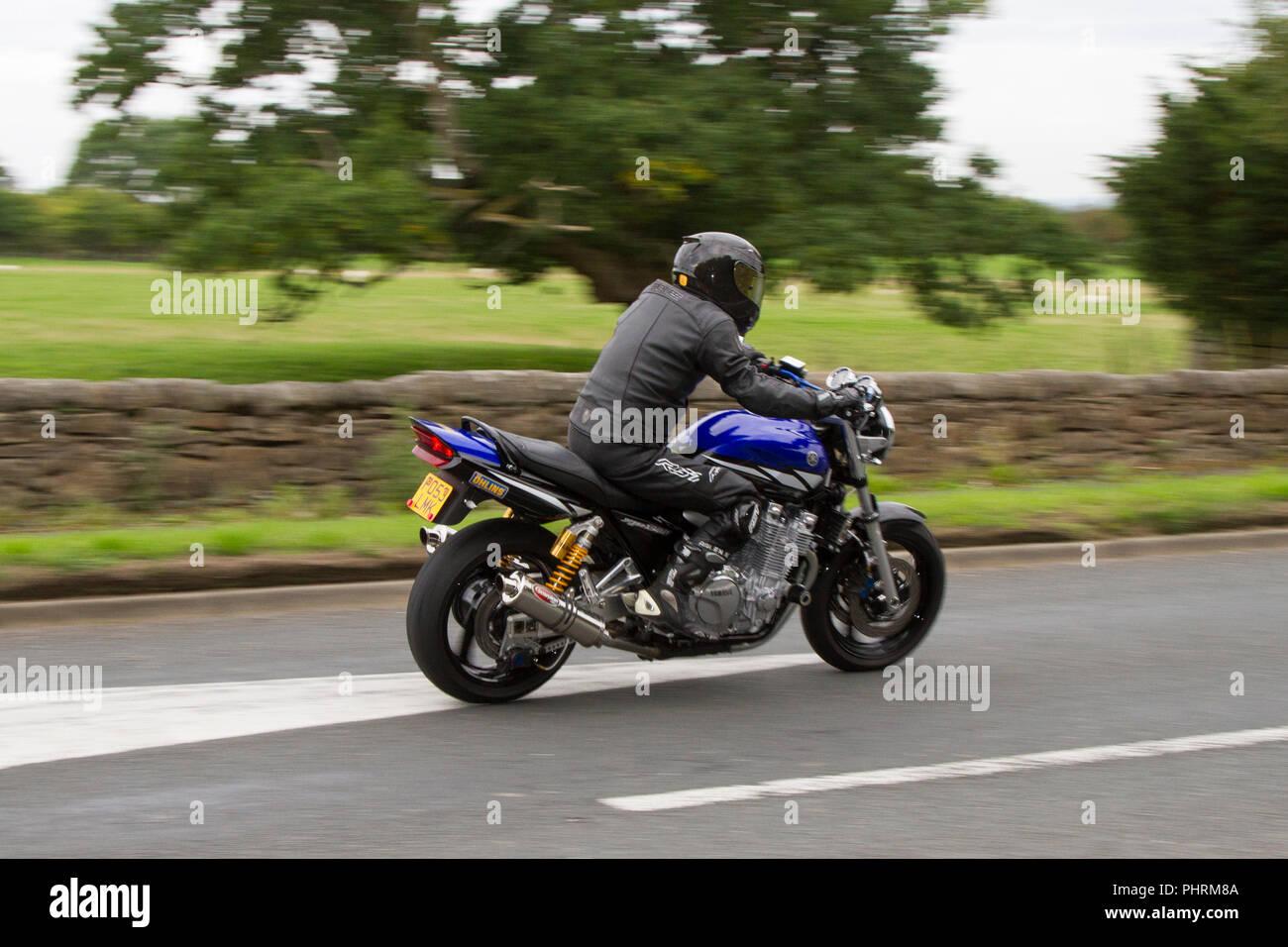 2003 Yamaha Xjr 1300 Po53lmk Motorcycle At Hoghton Tower