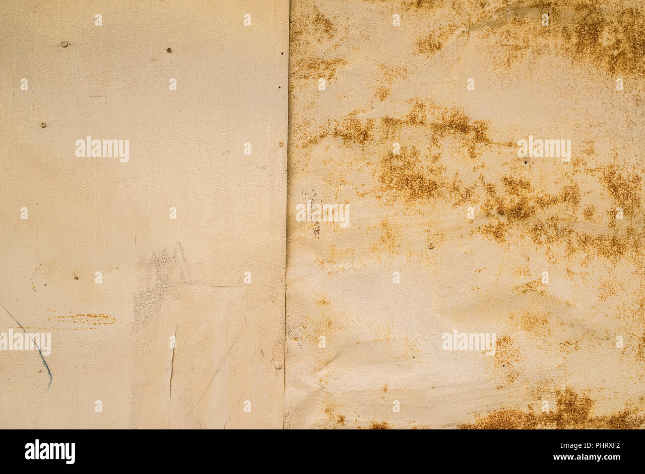 Rusty grunge texture. Nice high resolution background. - Stock Image