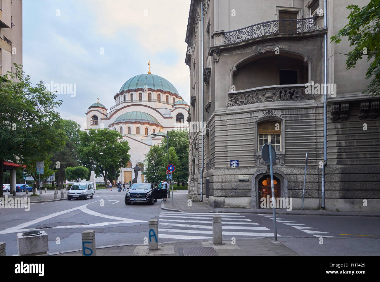 Belgrade, Serbia - May 04, 201...