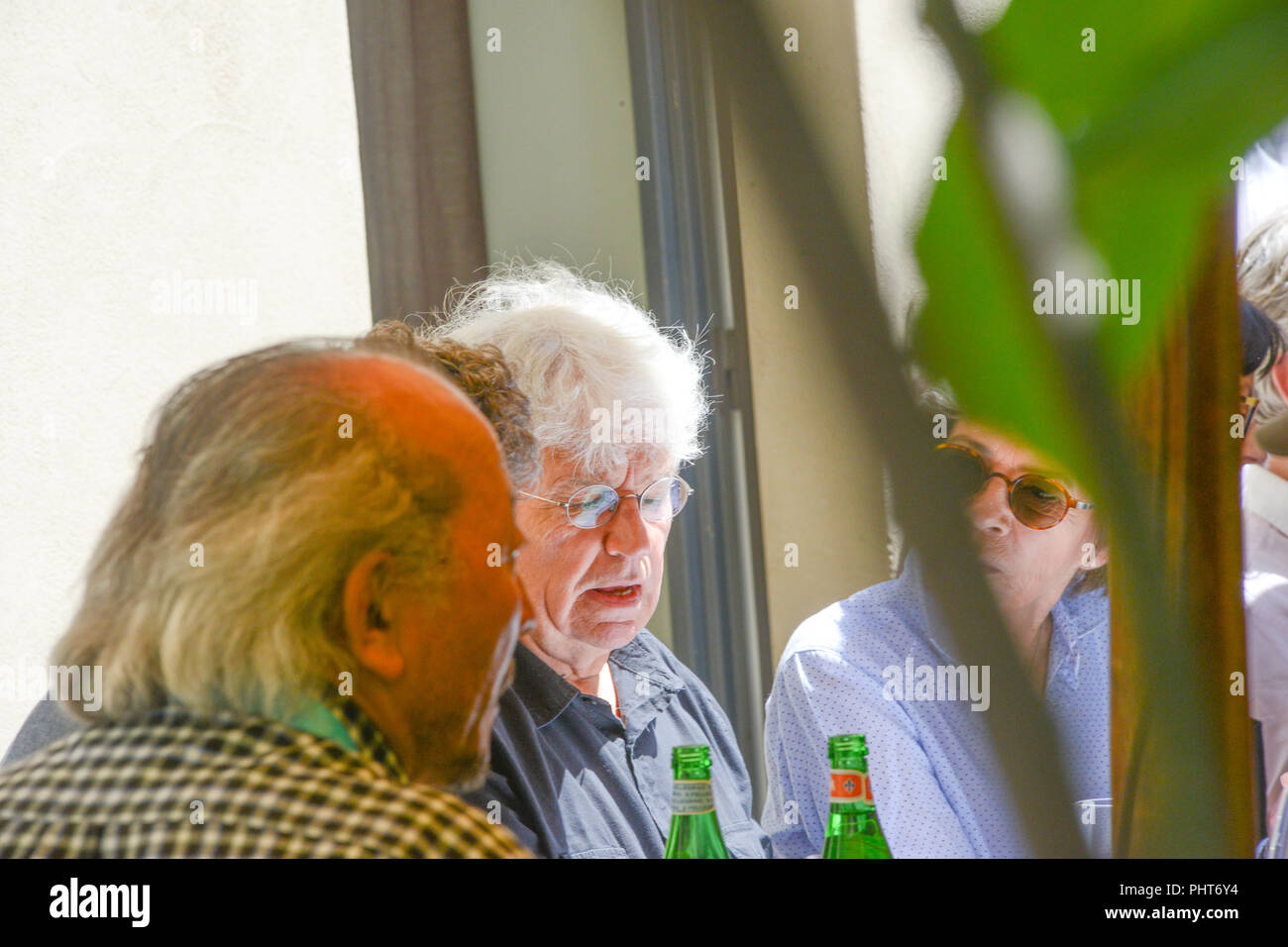 Filmfest 2015, Lunchbox - Stock Image