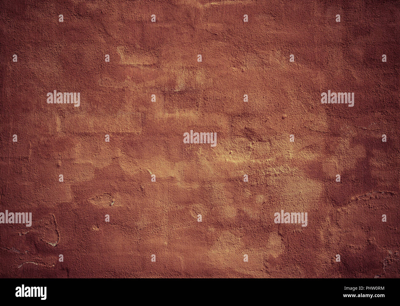 Grunge textured wall. High resolution vintage background. - Stock Image
