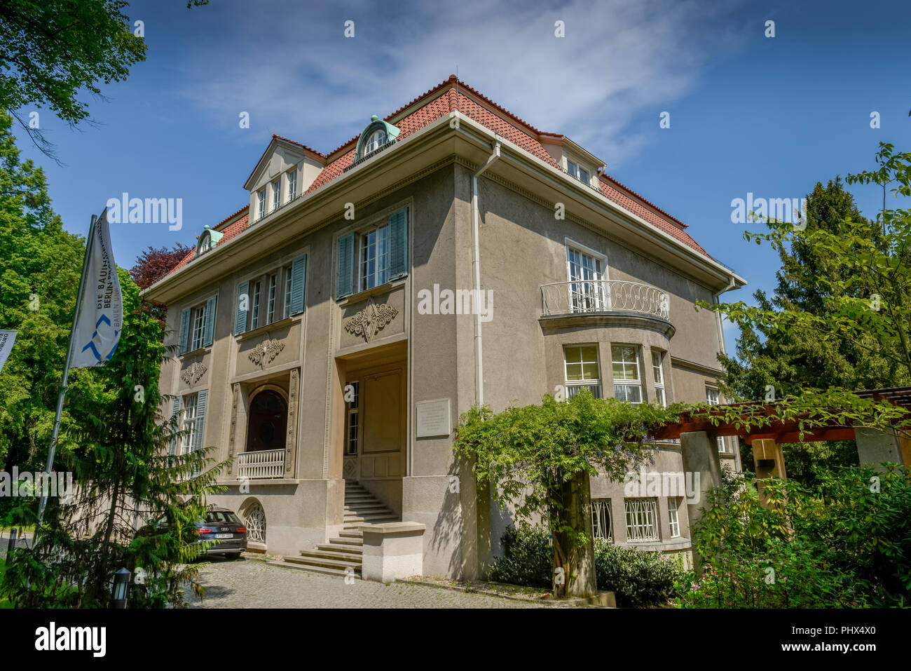 Villa In Deutschland Nigeria House Fence Design Awesome