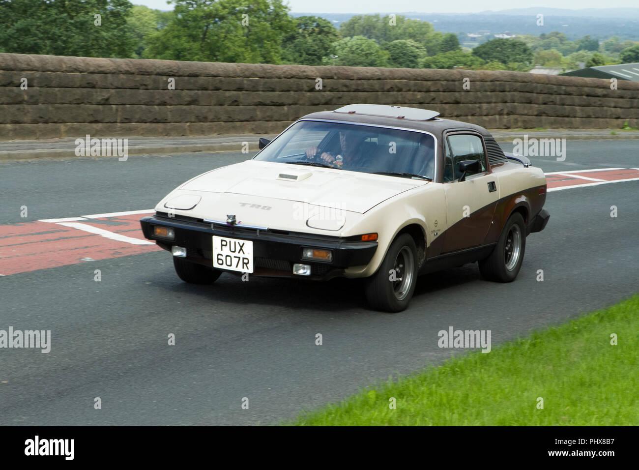 1976 Triumph Tr7 Pux607r Classic Cars Veteran Restored Car