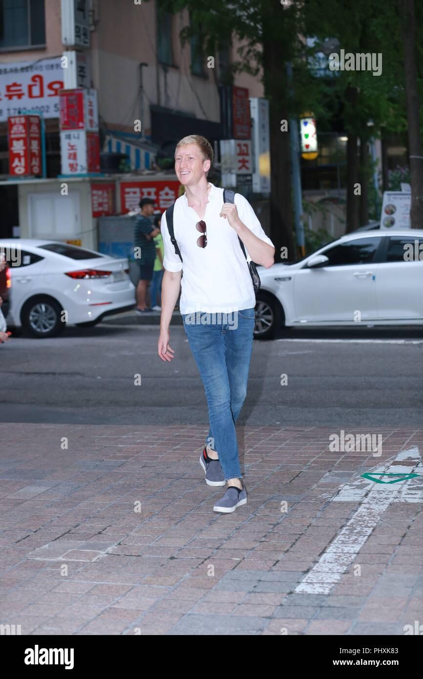 Seoul, Korea  02nd Sep, 2018  Lee Byung-hun, Kim Tae-ri, Yoo