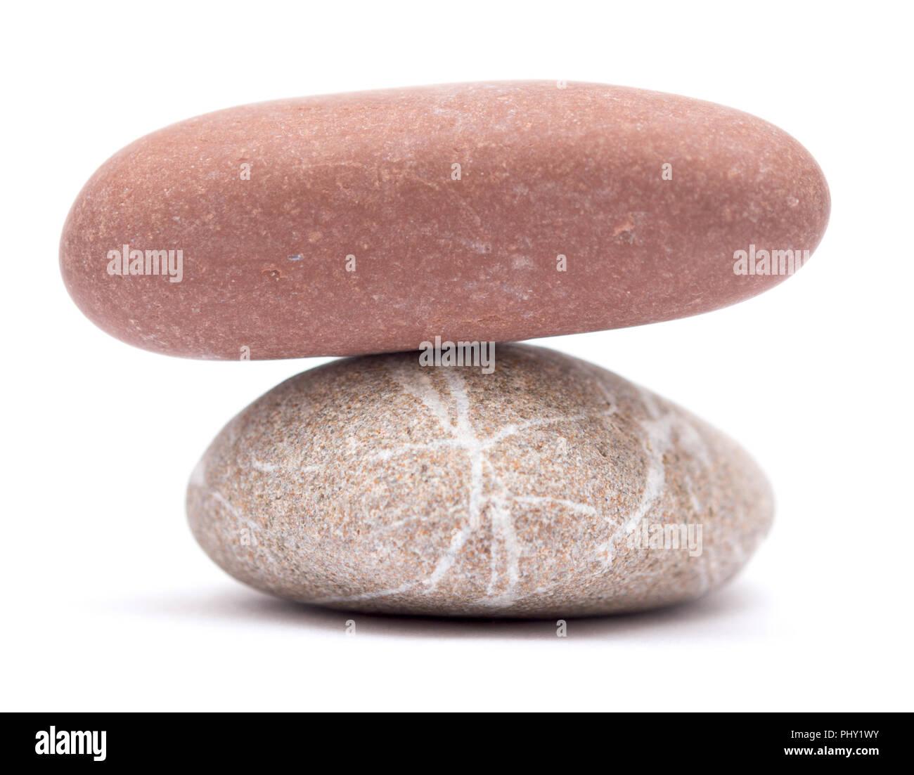 Stone tower - Stock Image