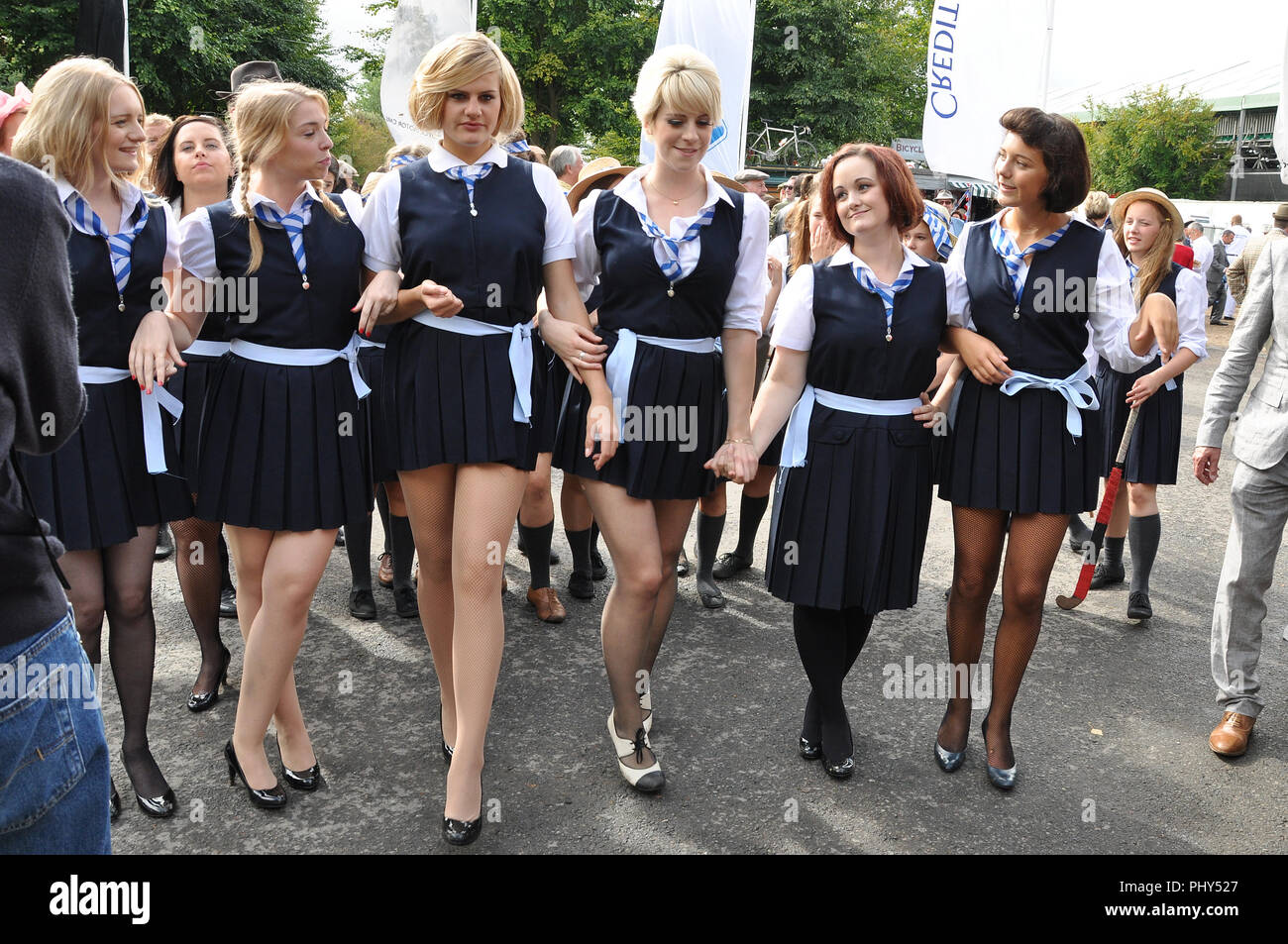 Simply magnificent St trinian s school uniform