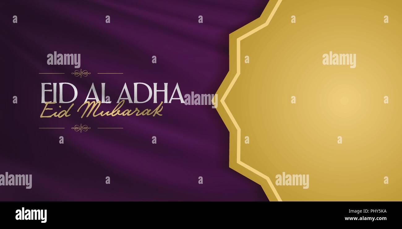 Eid Al Adha Creative Line Typograpghy Feast Of The Sacrifice