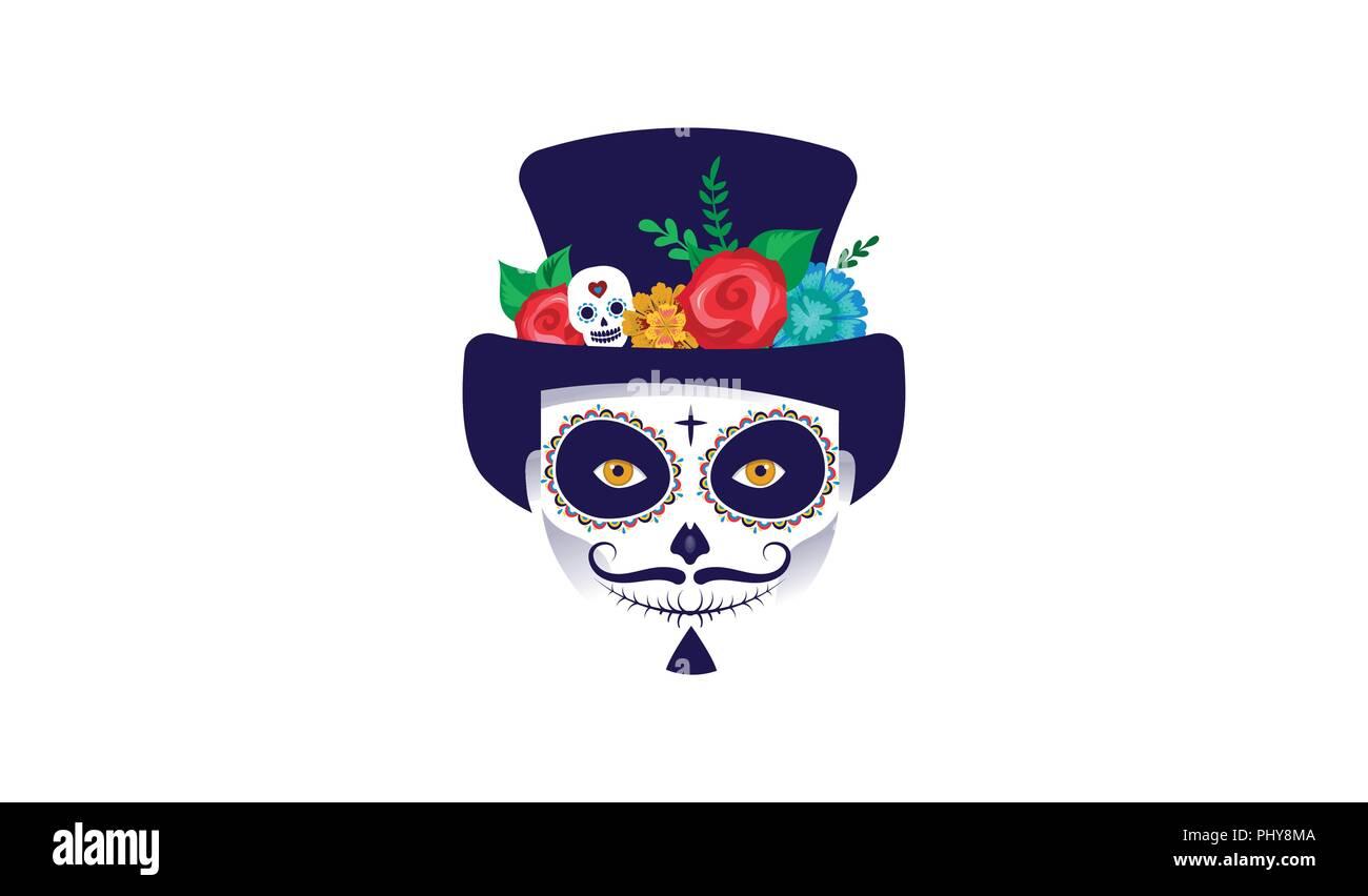 Dia De Los Muertos Day Of The Dead Mexican Holiday Festival