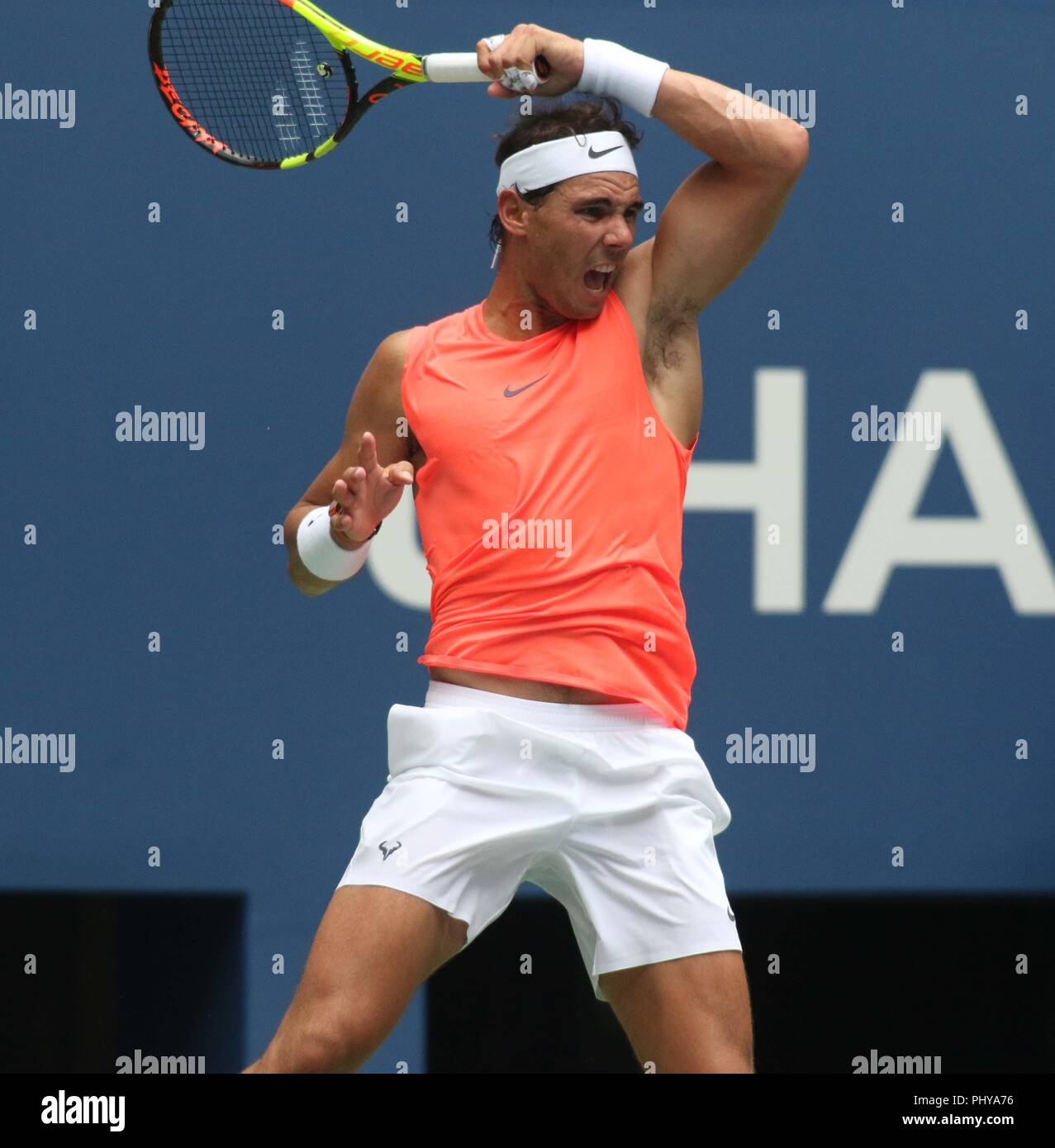 Rafael Nadal Us Open High Resolution Stock Photography And Images Alamy
