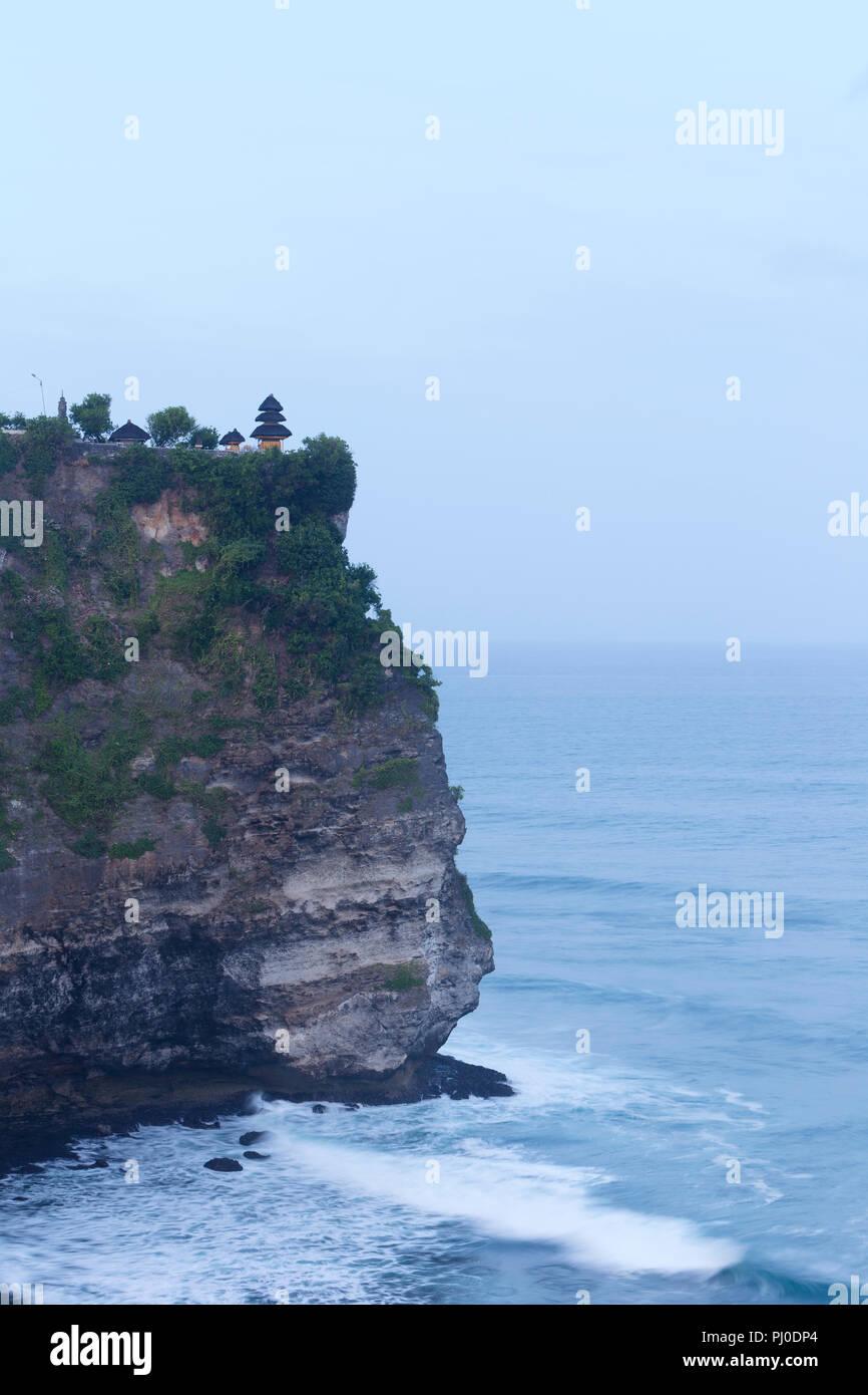 Uluwatu temple, Bali, Indonesia - Stock Image