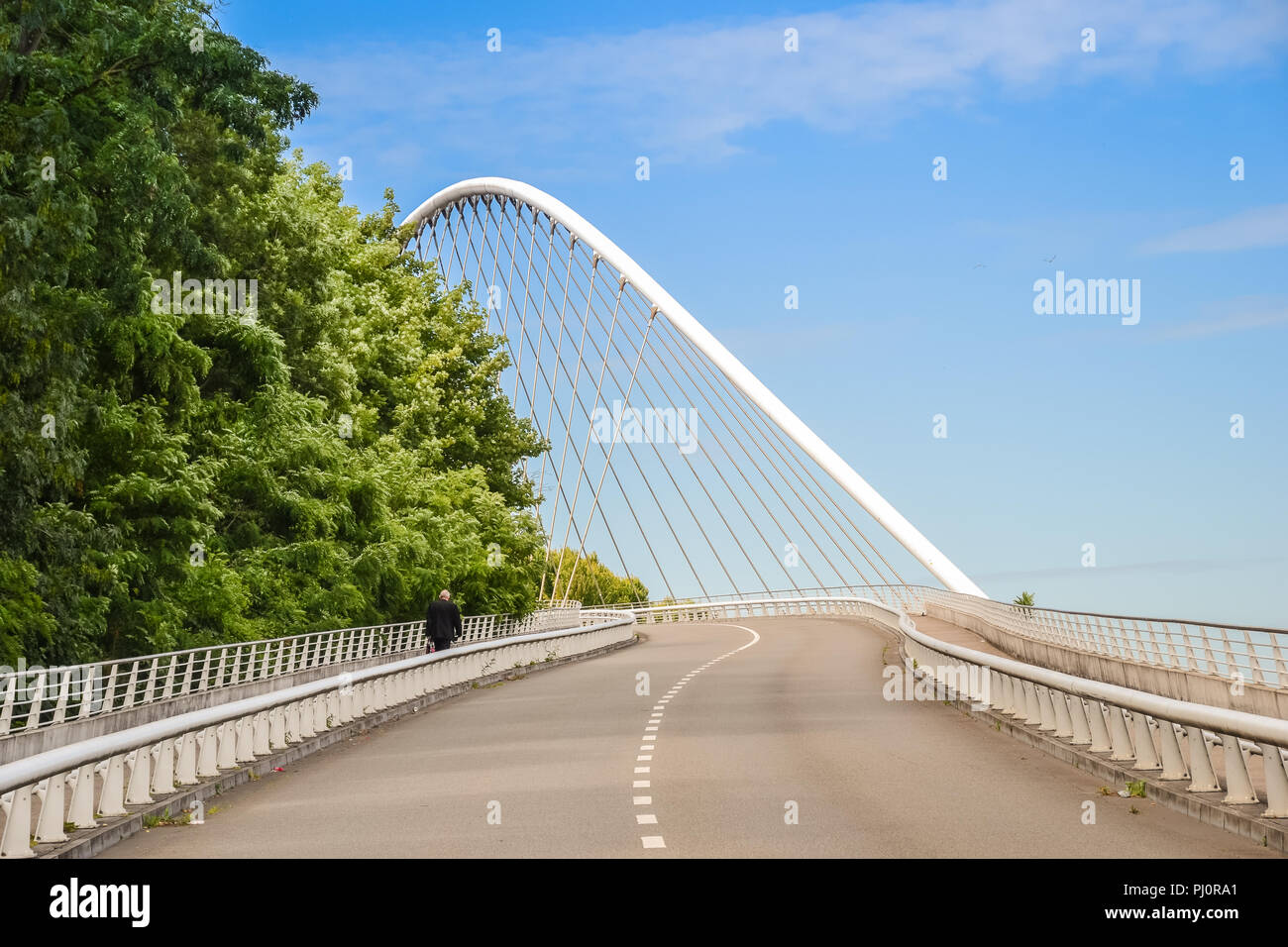 build a bridge and get over it stock photos build a bridge and get