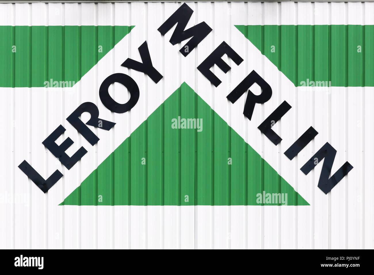 Leroy Merlin France Stock Photos Leroy Merlin France Stock