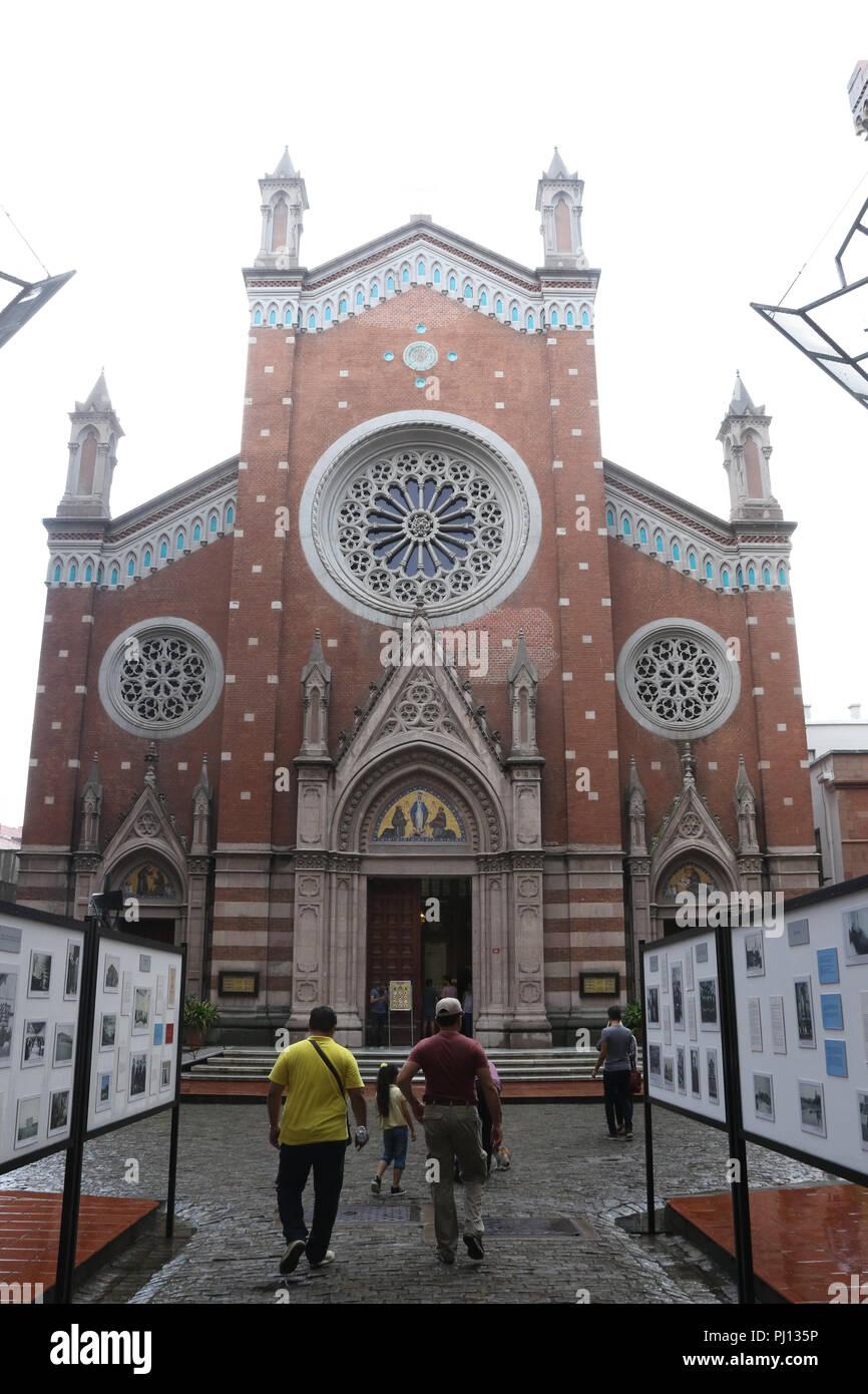 Saint Anthony of Padua Roman Catholic Church, Istiklal