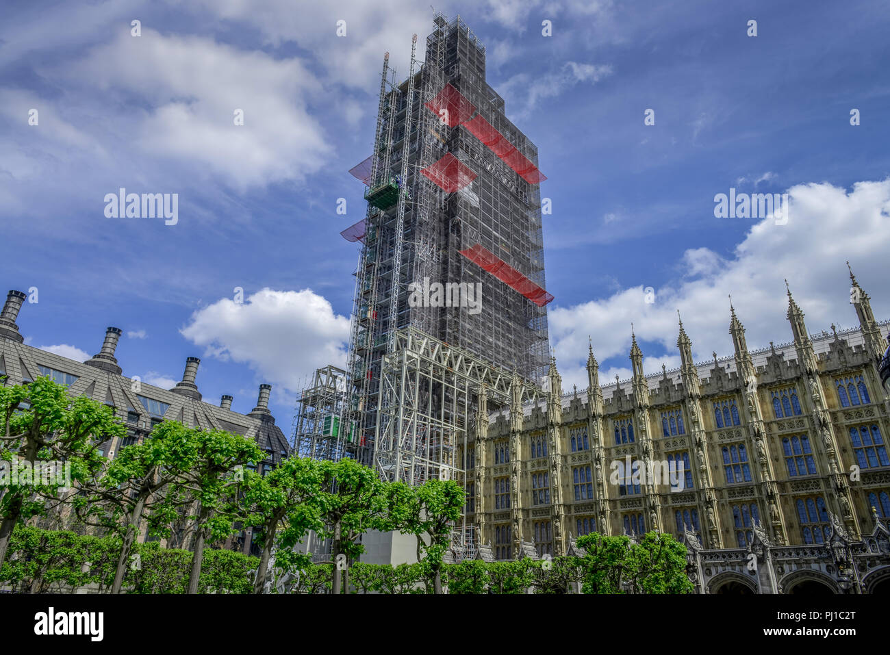 Westminster Palace, London, England, Grossbritannien Stock Photo